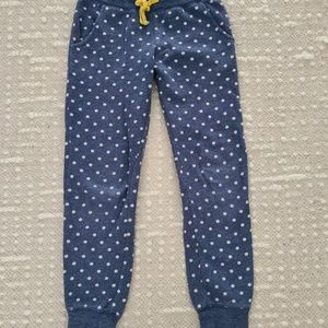 Girls Mini Boden Sweatpants / Joggers, Size 8